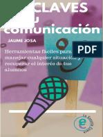 Las CLAVES de Tu Comunicación 1ª Edición