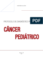 Protocolo de Diagnóstico Precoce Para Oncologia Pediátrica MS 2017