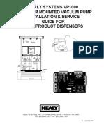 VP 1000 Manual