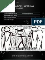 Existencialismo – Jean Paul Sartre