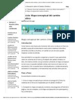 Ejercicio_ Mapa Conceptual Del Cambio Climático _ ¿Qué Es El Efecto Invernadero_ _ IDB20x Courseware _ EdX
