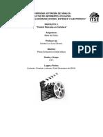 Documentación Cine