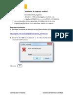 MANUAL 1A Instalar,Configurar OPEN ERP
