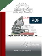 Manual Organización de Proyectos CAD