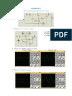 Simulacion Del Laboartorio n9 circuitos electrónicos 1 UNI-FIEE-EE422M