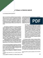 Todo en José María Velasco Es Historia Natural