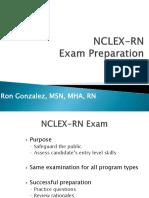 NCLEX Preparation (Student)