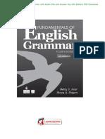 Understanding And Using English Grammar 3rd Edition Pdf