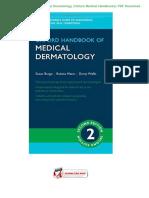 Of oxford pdf handbook medical dermatology