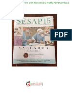Sesap-15--Noncme-Print-(with-Noncme-CD-ROM)-PDF-Download.docx