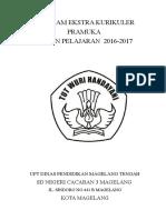 Program Pramuka