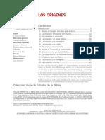 Esc. Sabática 2013-1T - Los Origenes
