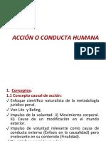 6. Accion o Conducta Humanas