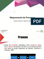 02 - Mapeamento de Processos II