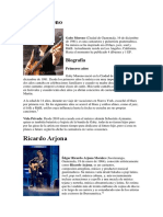 5 artistas guatemaltecos