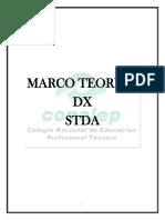 Marco Teorico STDA