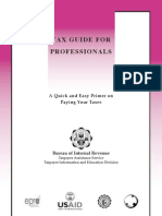 Taxguide for Professionals