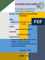 Productos Lácteos La Pradera s.c.r.l.