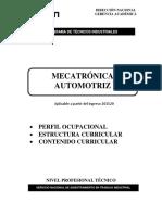 Mecatrónica Automotriz