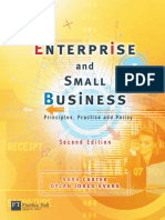 Sara Carter, Dylan Jones-Evan-Enterprise & Small Business Principles, Practice & Policy-Financial Times Management (2006)