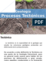 Un Planeta Dinámico - procesos tectónicos