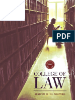 College of Law Brochure