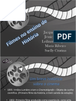 Uso do cinema no ensino de História