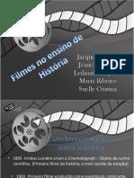 Uso do cinema no ensino de História