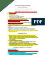 Assunto Concurso PROFESSOR IFTO