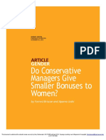 2. Article 2016-Do Conservative Managers Give Smaller Bonuses to WOmen