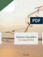 Le Coup de Filet - Andrea Camilleri