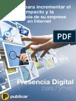E Book Presencia Digital
