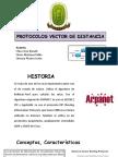 Protocolos de Vector De distancia