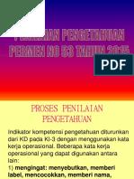 Penilaian Pengetahuan Permen 53