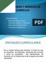 Maestria Final Curricula