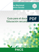 Guia Para El Docente Educacion Secundaria PNCE (1)