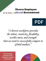 Managing Diversity Final