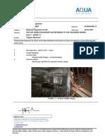 AQUA Site Inspection Report IR-MAQ-004-17