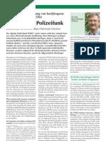 TETRA Der Digitale Polizeifunk (Dr. Scheiner)