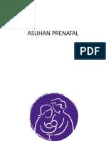 (K16) Asuhan Prenatal ROY