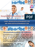 HSS IVF Software