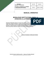 MO12.PP Manual Operativo Modalidad Institucional v2