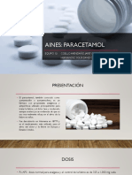Paracetamol Exp.
