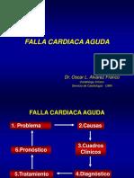 Falla Cardiaca - Dr. Oscar Alvarez