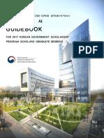 2. Guidebook for 2017 KGSP Graduate Scholars(생활안내서).pdf
