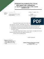 Surat Surat Umum