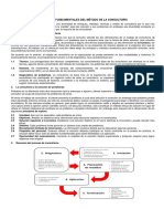 Elementos Fundamentales Del Método de La Consultoría.