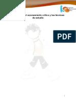 desarrollo del raz crit y las tec. de estudio.doc