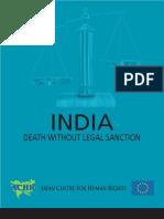 ACHR Death Without Legal Sanction