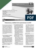 04.Fehaciencia y Realidad de Operaciones IGV